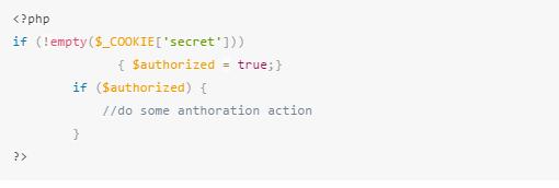 PHP安全编码规范之安全配置篇